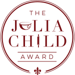 The Julia Child Award Logo